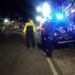 Polsek Bumiaji Polres Batu Giatkan Patroli Malam Jaga Kamtibmas berikan rasa aman kepada masyarakat
