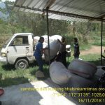Bhabinkamtibmas Desa Oro Oro Ombo Polsek Batu Kota Polres Batu Sambang Usaha Pakan Ternak
