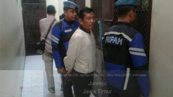 Giat Pengamanan Dalam Mako, Polres Batu Tingkatkan Kontrol Tahanan