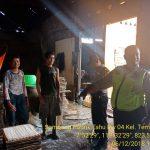 Jalin Silaturahmi, Sambang Tempat Usaha Industri Tahu Oleh Unit Binmas Polsek Batu Kota Polres Batu Guna Ingatkan Waspada Kebakaran