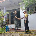 Sambangi Warga Binaan Oleh Anggota Bhabinkamtibmas Polsek Batu Kota Polres Batu Sampaikan Pesan Kamtibmas