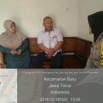 DDS Oleh Anggota Bhabinkamtibmas Desa Pesanggrahan Polsek Batu Polres Batu Terhadap Tokoh Masyarakat
