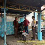 Sambang Paguyuban Ojek Oleh Bhabinkamtibmas Desa Oro Oro Ombo Polsek Batu Kota Polres Batu Guna Sampaikan Pesan Kamtibmas