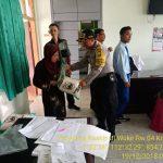 Anggota BhabinkamtibmasKelurahan Songgokerto Polsek Batu Polres Batu Hadiri Kegiatan Warga