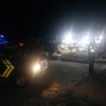 Polsek Ngantang Polres Batu Tingkatkan Patroli MalamCiptakan Situasi Kondusif