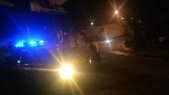 Berikan Kenyamanan Kepada Msyarakat Binaan, Polsek Junrejo Polres Batu Giatkan Patroli Malam
