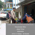 Guna Menjalin Silaturahmi Dengan Warga Binaan, Bhabinkamtibmas Desa Sumberejo Polsek Batu Kota Polres Batu Sambang Warganya