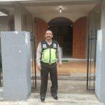 Tingkatkan Keamanan Tempat Ibadah, Polsek Ngantang Polres Batu Laksanakan Pengamanan Lokasi
