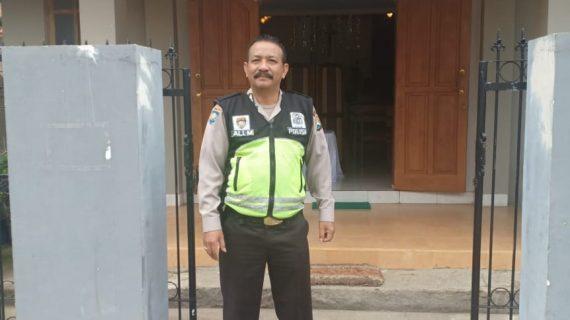 Guna Tingkatkan Keamanan Tempat Ibadah, Polsek Ngantang Polres Batu Laksanakan Pengamanan Lokasi