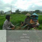 Anggota Bhabin Polsek Kasembon Polres Batu Laksnakan Giat Patroli Keamanan Wisata