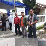 Anggota Bhabinkamtibmas Polsek Batu Kota Polres Batu Laksanakan Pengamanan Perayaan Natal 2018