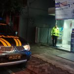 Kegiatan Patroli, Polsek Junrejo Polres Batu Giatkan Patroli Malam Jaga Kamtibmas