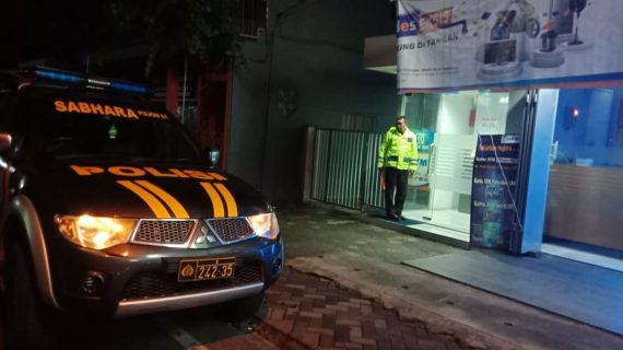 Kegiatan Patroli, Polsek Ngantang Polres Batu Giatkan Patroli Malam Jaga Kamtibmas