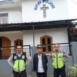 Guna Tingkatkan Keamanan Tempat Ibadah, Polsek Pujon Polres Batu Laksanakan Pengamanan Lokasi