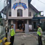 Kegiatan Pengamanan Tempat Ibadah, Polsek Pujon Polres Batu Laksanakan Patroli