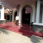 Kegiatan Pengamanan Tempat Ibadah, Polsek Junrejo Polres Batu Laksanakan Patroli