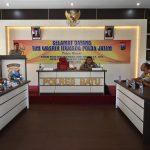 Awasi dan Tingkatkan KInerja Anggota Tim Itwasda Polda Jatim Laksanakan Wasrik Rutin Tahap II T.A 2018 di Polres Batu