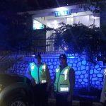 Anggota Polsek Bumiaji Polres Batu Giatkan Patroli Malam