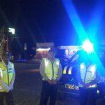 Patroli Kamtibmas Polsek Junrejo Polres Batu Giatkan Patroli Malam Berikan Keamanan Wilayah