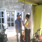 Giat Tatap Muka, Kunjungan Kerukunan Tetangga Bhabinkamtibmas Kelurahan Songgokerto Polsek Batu
