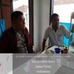 Giat Tatap Muka dan DDS, Kunjungan Tokoh Masyarakat Bhabinkamtibmas Desa Sumberejo Polsek Batu KotaPolres Batu