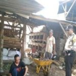 Giat Tatap Muka dan DDS, Sambang Kerukunan Warga Bhabinkamtibmas Kelurahan Songgokerto Polsek BatuPolres Batu