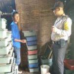 Berikan pelayanan prima kepada masyarakat , Anggota Bhabinkamtibmas Silaturahmi dan DDS Warga, Bhabinkamtibmas Kelurahan Songgokerto Polsek Batu KotaPolres Batu