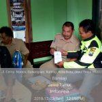 Bhabin Polsek Bumiaji Peduli pelayanan SATPAS