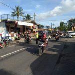 Giat Pelayanan Pagi, Polsek Ngantang Polres Batu Poros Pagi Bantu Kelancaran Arus Lalin di Wilayah