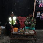 Guna Tingkatkan Keamanan, Polsek Bumiaji Polres Batu Tingkatkan Patroli Malam