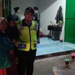 Guna Tingkatkan Keamanan, Polsek Ngantang Polres Batu Tingkatkan Patroli Malam