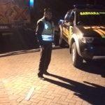 Tingkatkan Patroli Malam Polsek Batu Polres Batu