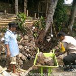 Giat Sambang Pagi Bhabinkamtibmas Kelurahan Songgokerto Polsek Batu Polres Batu