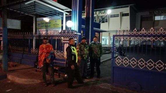 Polsek Bumiaji Polres Batu Laksanakan Patroli Malam Guna Jaga Kamtibmas