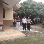 Anggota Polsek Pujon Polres Batu Patroli Perkampungan Wilayah Bina Untuk Menjaga Keamanan