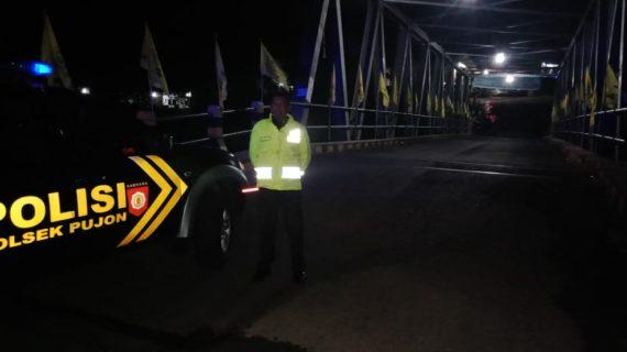 Kegiatan Patroli, Polsek Batu Polres Batu Giatkan Patroli Malam Jaga Kamtibmas