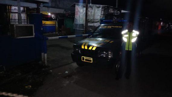 Polsek Kasembon Polres Batu Laksanakan Patroli Malam Guna Jaga Kamtibmas
