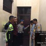 Antisipasi Tahanan Kabur, Polres Batu Tingkatkan Kontrol Tahanan Rutin