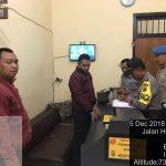 Menjaga Keamanan, Anggota Polres Batu Tingkatkan Kontrol Tahanan