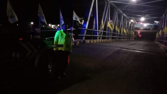 Jaga Kamtibmas, Polsek Ngantang Polres Batu Giatkan Patroli Malam Hari