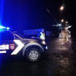 Anggota Polsek Ngantang Polres Batu Giatkan Patroli Malam Guna Jaga Kamtibmas