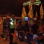 Anggota Polsek Kasembon Polres Batu laksanakan Patroli Malam Guna Jaga Kamtibmas