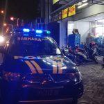 Anggota Polsek Batu Kota Polres Batu Laksanakan Patroli Malam Guna Jaga Kamtibmas