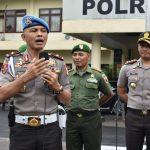Karo Provos Div Propam Polri Sampaikan Pentingnya Menjaga Sikap Tampang Anggota di Polres Batu