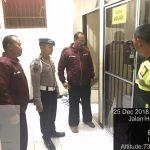 Giat Pengamanan Mako, Polres Batu Tingkatkan Kontrol Tahanan Antisipasi Tahanan Kabur