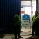 personil Polsek Ngantang Polres Batu Giatkan Patroli Malam Jaga Kamtibmas di kawasan perbankan