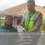 Bhabinkamtibmas Desa Bulukerto Polsek Bumiaji Polres Batu Peduli Pelayanan Satpas