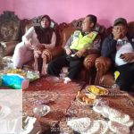 Kegiatan Sambang, Anjangsana Kemitraan Bhabinkamtibmas Desa Ngabab Polsek Pujon Polres Batu