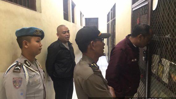 Guna Meningkatkan Keamanan Mako, Polres Batu Laksanakan pengecekan Tahanan