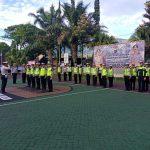 Tingkatkan Kedisiplinan KBO Satlantas Polres Batu Pimpin Apel Rutin Pagi Hari